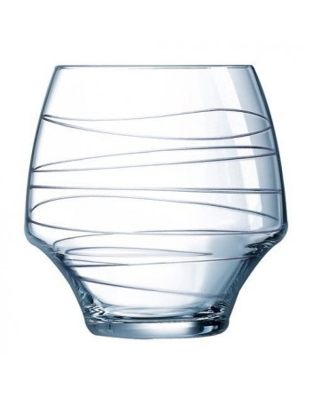 Vaso Bajo Open Up Linely Arabesque 38 cl. x 24 Unidades Chef & Sommelier